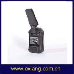 Imperméable 1080P Full HD 2,0 pouces mini enregistreur de la caméra de la police ZP609 avec WiFi /3G/4G