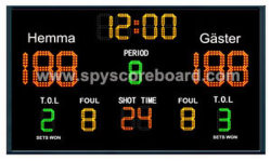 Tableau de bord pour Multi-Sports Basketball Handball Volley-ball, Scorer & Minuterie électronique