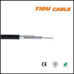 Rg59 Rg11 RG6 de Coaxiale Kabel van uitstekende kwaliteit voor CCA CCS van de Kabel van kabeltelevisie CATV Kabel van TV van de Draad van het Koper van Cu de Naakte