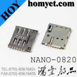 Nano SIM Kartenstecker der neuen der Ankunfts-Nano SIM Karten-Kontaktbuchse-für Handy