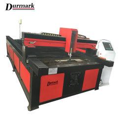Folha de ferro máquina de corte de plasma Cortador de mesa industriais