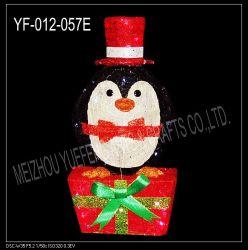 Sisal Pengiun with Gift Box (YF-012-057E)