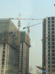 Конкурсные строительство башни крана Qtz160 (TC6516) - Max. Нагрузка: 10t дешевле высокой отражающей башни крана для здание