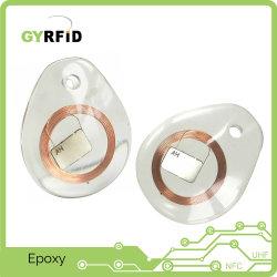 Schede chiave chiave di RFID Fob RFID per le ricompense di lealtà (KEA32)