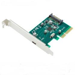 PCI-E à l'USB 3.1 de type C Port carte Express