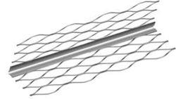 Materiales de construcción metálicos Metal Expandido Cordón esquina