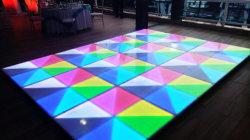 AcrylTanzböden vorstand RGB-Colorfull LED für Banqet, Partei