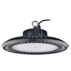Lampada commerciale industriale da 200 W a LED ad alta luce ad alloggiamento UFO