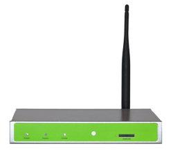 1 LAN、1 RS232、PLC (S3521)のためのVPNの産業GPRSのルーター