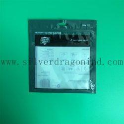 De Zak van de Verpakking van de Ritssluiting van pvc van de hoogste Kwaliteit met Afgedrukt