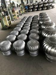 Tg-300/300mm/12'' de la turbina de aire Ventilador de techo de acero inoxidable