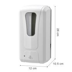 El sensor automático de plástico de desinfección de la mano de espuma de jabón dispensador de jabón líquido automático