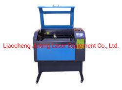 Heet Verkopend Hout die Machine van de Gravure van de Laser Handcraft 4060 werken de Machine van de Snijder van 6040 Laser