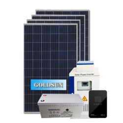 Systeem het van uitstekende kwaliteit van het Zonnepaneel van het van-net 10000W van het Systeem van de ZonneMacht van het Huis
