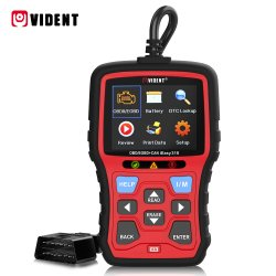Vident Ieasy310 Odb2 Scanner Leitor de código Obdii e aluguer de aparelho de diagnóstico OBD2 Scanner Automotivo