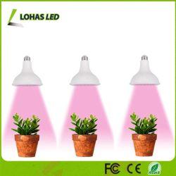 8W 12W 20W PAR20 PAR30 PAR38 un éventail complet de la lumière blanche croître Ampoule LED pour l'intérieur Plantes hydroponique