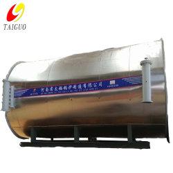 Caldaia a gas ad alta temperatura con fluido bituminoso Asphalt Riscaldatore per legno compensato