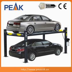 4주식 자동 주차 리프트 2층 주차 차량 스택 장비(408-P)