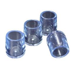Transparante beschermhoes voor voetenhoezen van de stoelvoet/rubberen stoelstoelvoetenhoezen/antislip en Voetendop voor ruisonderdrukking