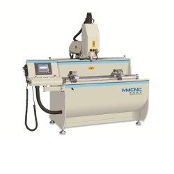 La perforación de fresadora CNC para el perfil de aluminio
