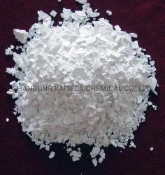 74% 77%の薄片の二水化物カルシウム塩化物