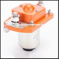 Zj600A 12V 24V 600un contacteur de puissance magnétique DC relais électrique