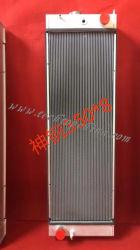 E325B E320D de la excavadora Cat repuestos de refrigeración del radiador de aceite hidráulico del radiador de cobre aluminio