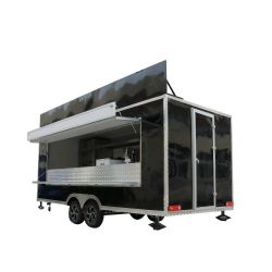 Fiberglas-Nahrungsmittelschlußteil-Küche-Gerät für Nahrungsmittel-LKW-elektrisches Auto