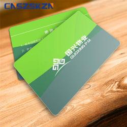 Customized MIFARE DESFire EV1 EV2 2K 4 K 8 K do leitor RFID Smart Card um cartão com chip