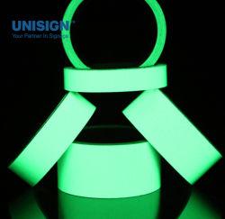 高い明るさの地下のための発光性のフィルムに警告するよい付着の安全