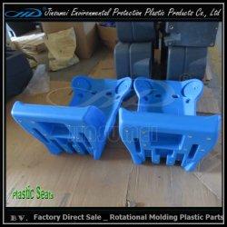 Material de PE Rotomoldagem bancos de plástico para montagem da máquina de jogos