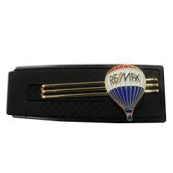 Gleichheit-Klipp des kundenspezifischen Ballon-Firmenzeichen-Metallherrn (XD-0204)