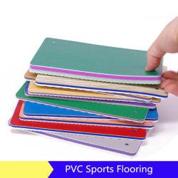 Tapis de plastique stratifié en vinyle Sports