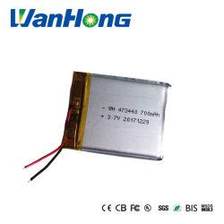 473440pl 700mAh recarregável de polímero de iões de lítio de 3,7 V Bateria para produtos digitais/GPS/DVD Portátil /Panels