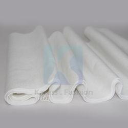 Aiguille de coups de poing 100 % molleton de courtepointe en fibre de polyester