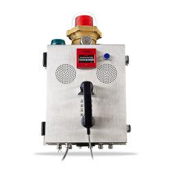 Чрезвычайной помощи Sos телефон для промышленного оборудования для пожаротушения телефон