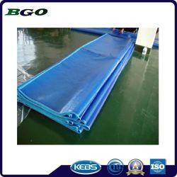 Bulle écologique automatique PE Film solaire Couverture de piscine