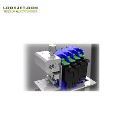 Entièrement automatique basés sur la ligne PLC codeur d'encre