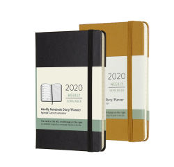 Van de douane van de Kantoorbehoeften het Notitieboekje van Hardcover van het Leer van het Document van Pu- pvc A5 Moleskine