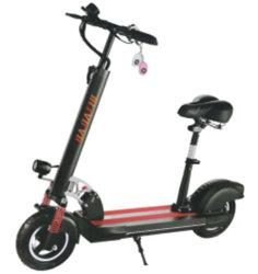 Elektrischer Roller mit Rädern des Sitznachladen-Fahrrad-2