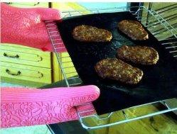 بطانة فرن الشواء PTFE BBBQ Grill Mat