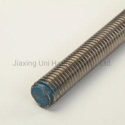 Застежка на молнию/316, 304 шпильку/синего цвета с маркировкой/нержавеющая сталь резьбовой стержень/шпильки крепления/Thread/A193 класса B7/B7m/B16/с метрической резьбой