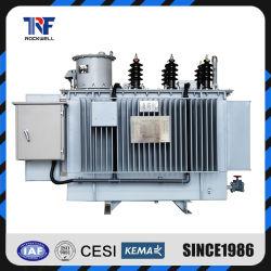 SVR sumergidos en aceite trifásico de Tipo de regulador de voltaje montados en el polo