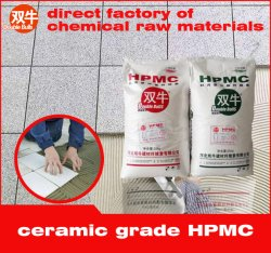 Hidroxi Propil Metil Celulose/HPMC como aditivos químicos em argamassas, gesso, cimento, betume, cola de lado a grande fábrica