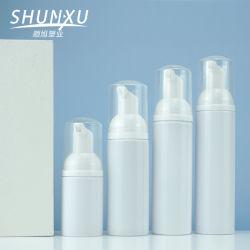 Flaschen-Haustier-Plastik 80ml oder 100ml des Fabrik-Fußboden-Inhalt-3.4oz schäumt schäumender fein Flasche für Reiniger-Schaumgummi-Seife