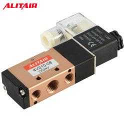 4V210-08 Airtac pneumatique Électrovannes électrique de commande directionnelle