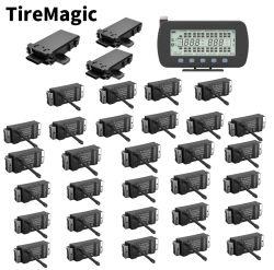 1つから46の車輪のトレーラトラック交換TPMSの内部および外部センサー