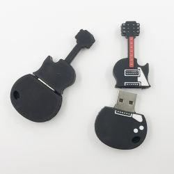 악기, 피아노, 기타 쉐이프 고속 USB 플래시 드라이브 8GB 16GB 32GB 64GB 프리미엄 프로모션 선물