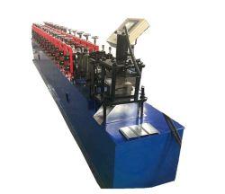 هيكل باب دوار بكرة باب الكراج الفولاذي المعدني آلات صنع الآلات تشكل سعر الماكينة