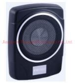 Amplificador de sonido de alta potencia de 8 pulgadas de coche activa Sub Woofer